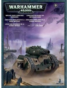 Imperial Guard Leman Russ Battle Tank Demoliher
