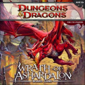 D&D Board Game: Wrath of Ashardalon (on english)