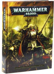 Warhammer 40K Rulebook