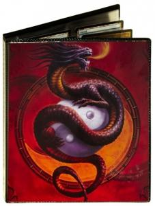 Max Pro 14-pages card album (2x2) - Protector Of The Wudang