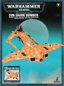Sun Shark Bomber / Razorshark Strike Fighter