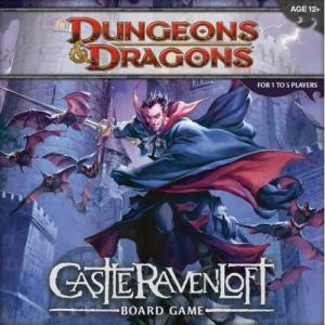 D&D Board Game: Castle Ravenloft (on english)