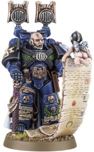 Finecast: Space Marine Captain: Master of the Marches