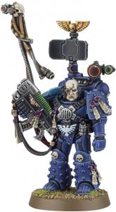 Finecast: Space Marine Captain: Master of Relics