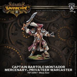 Captain Bartolo Montador