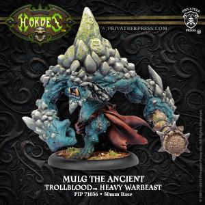 Trollbloods Mulg the Ancient