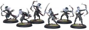 Legion of Everblight Blighted Archers Unit
