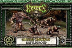 Circle Orboros Battlegroup