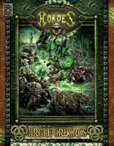 Forces of HORDES: Circle Orboros english soft cover