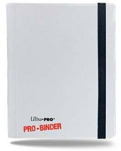 Ultra-Pro-binder 20-pages card album (2x2) white