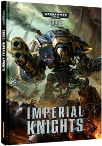 Codex: Imperial Knights 6ed english