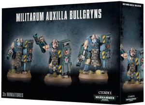 Bullgryns / Ogryns