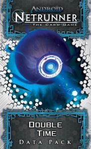 Android Netrunner LCG: Double Time Data Pack (english)