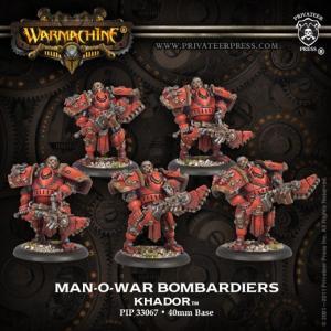 Man-O-War Bombardiers