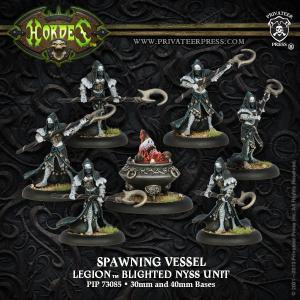 Legion of Everblight Spawning Vessel