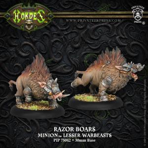 Minions: Razor Boars