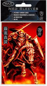 Max Protection sleeves «Skeleton Rider» (50 pcs.) small