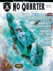 No Quarter Issue No 53