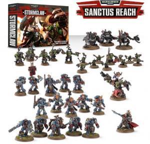 Sanctus Reach: Stormclaw (in English)