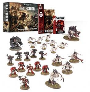 Warhammer 40.000: Shield of Baal: Deathstorm (in English)