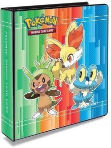 Pokemon TCG card album 3x3