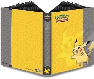Pokemon TCG card album 3x3 Pikachu