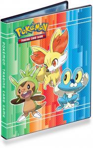 Pokemon TCG card album 2x2 Pikachu