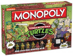 MONOPOLY: Teenage Mutant Ninja Turtles Collector