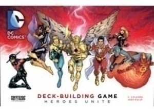 DC Comics Deck Building Game 2 : Heroes Unite