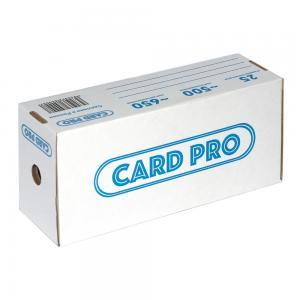 Carton box 650ct. Card-pro