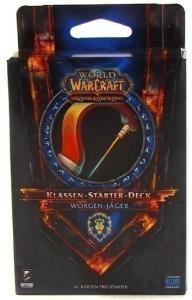 Alliance Class Starter Deck Worgen Hunter german