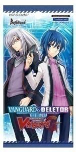 Cardfight!! Vanguard G Comic Booster: Vanguard & Deletor BoosterPack