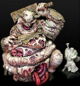 Ultraforge Great Plague Demon
