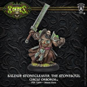 Circle Baldur the Stonesoul