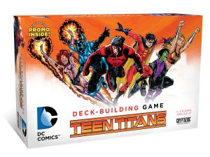 DC Comics Deck Building Game: Teen Titans