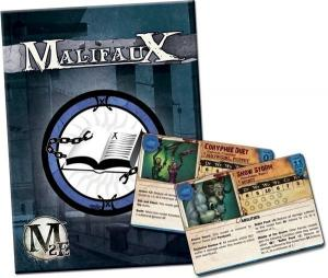 Malifaux Arcanists Wave 2 Arsenal Deck