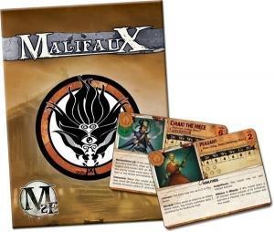 Malifaux Ten Thunder Wave 2 Ars. Deck