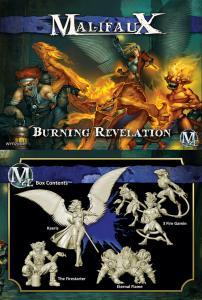Malifaux Burning Revelation