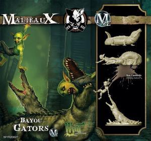 Malifaux Bayou Gator