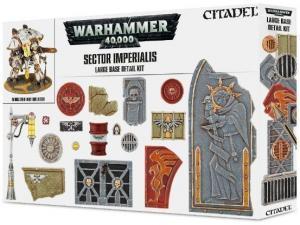 Warhammer 40K: Large Base Detail Kit