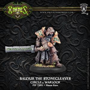 Circle Baldur the Stonecleaver 72091