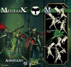 Malifaux Ashigaru
