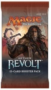 Aether Revolt Booster Pack (english)