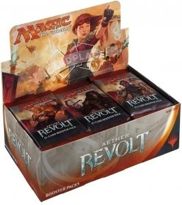 Aether Revolt booster box (english)