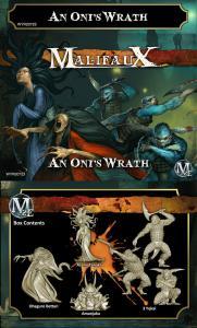 Malifaux An Oni