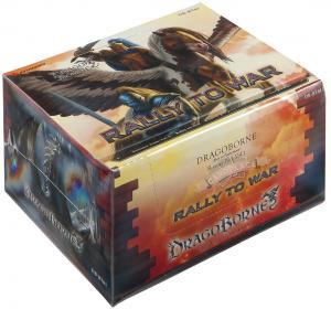 Dragoborne: Rise to Supremacy Booster Box - Rally to War