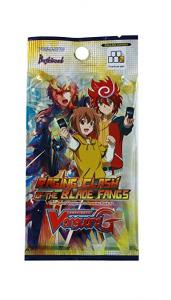 Cardfight!! Vanguard G Raging Clash of the Blade Fangs BoosterPack