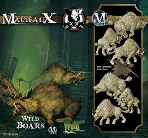 Malifaux Wild Boars