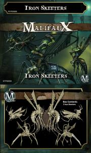 Malifaux Iron Skeeters