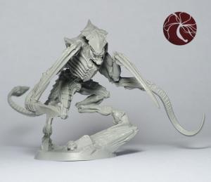 Hydracast Alpha-Warrior